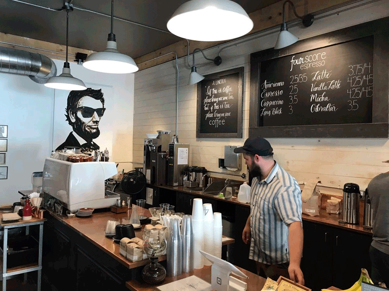 Four Score Coffee