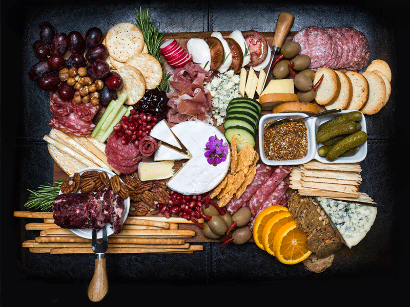 Cheese-boards